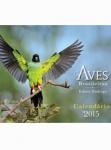 Calendário Aves Brasileiras 2015