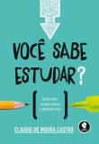 Você sabe estudar?