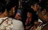 Foto de familiar de vítima atingida pelo rompimento de Barragem do Córrego do Feijão, da Vale, em Brumadinho (MG) / Foto de Isis Medeiros - MAB