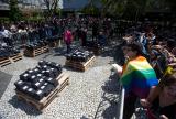 Distribuição gratuita de livros censurados pela Prefeitura do Rio - Foto da Bienal do Livro Rio - Felipe Panfili - Divulgação