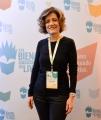 A jornalista e escritora Miriam Leitão foi um dos destaques da Bienal do Livro 2019 no Riocentro. FOTO DE RAFAELA CASSIANO - PLURALE