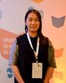Kanae Minato, escritora do país homenageado na Bienal de Livros do Rio 2019, o Japão - FOTO DE RAFAELA CASSIANO - PLURALE