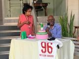 Aniversário de Nelson Sargento - 96 anos - Fotos de JORNALISTAS RJ