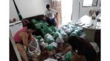 Entregas de sabonetes para Maués e Parintins (1° fase) - Fotos da campanha SOS Amazônia
