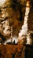 Carlsbad Caverns National Park, Novo México (EUA). Foto de PAULA MARTINELLI para a Edição 73 de Plurale em revista. A caverna é esculpida em calcário depositado em mar há cerca de 265 milhões de anos, com formações incríveis de estalagmites e estalactites de tamanhos incríveis. (Proibida a reprodução das fotos)