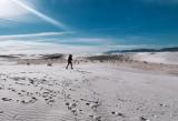 White Sands National Park - Foto da blogueira PAULA MARTINELLI para a Edição 73 de Plurale- Novo México (EUA). (Proibida a reprodução das fotos)