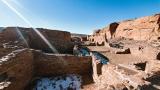 Chaco - Foto da blogueira PAULA MARTINELLI para a Edição 73 de Plurale- Novo México (EUA). (Proibida a reprodução das fotos)