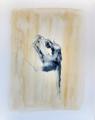 Isadora - bailarina - Aquarela por Verônica Couto (proibida a reprodução)