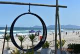 Expo Virtual Fotos Rio de Janeiro no inverno pandêmico 2021 - Praia da Barra da Tijuca - Por Bayard Boiteux.