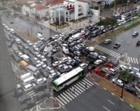 Plurale em Revista, Ed 39 / A frota nacional de veículos e a mobilidade urbana