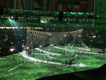 Cerimônia de Abertura da #Rio2016 - Uma festa sustentável