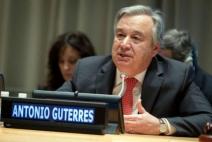 ONU: Guterres defende mobilização de recursos para os que têm mais dificuldades