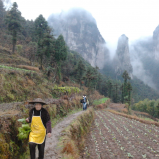 China investe em turismo rural para combater pobreza