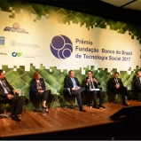 Prêmio Fundação Banco do Brasil de Tecnologia Social é lançado em Brasília