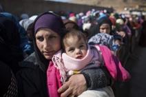 Campanha do ACNUR ajuda mães refugiadas em todo o mundo