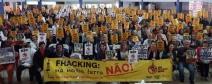 Cresce movimento global contra o fracking