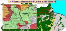 Governo extingue Reserva Nacional do Cobre e Associados
