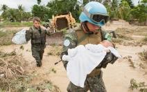 Brasil encerra atividade militar no Haiti nesta quinta-feira (31)