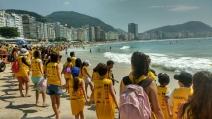 Musical infantil aborda a necessidade de conservar praias e mares