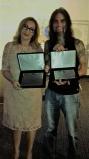 Coletivo de Manaus recebe prêmio Itaú-Unicef