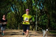 O prazer de correr acompanhado de seu pet