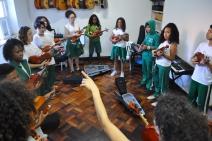 Solar Meninos de Luz passa a oferecer aula de teatro e ganhará orquestra