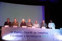 Sexta Edição do Prêmio do Conselho Regional  de Engenharia e Agronomia do Rio (CREA) valoriza produção acadêmica e contribui para a construção do acervo tecnológico inovador