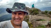 On the road - Caminhada até o Pico da Pedra Selada