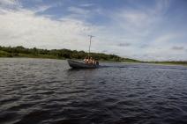 Instituto Mamirauá recebe apoio da Fundação Grupo Boticário para pesquisas com peixes-boi amazônicos