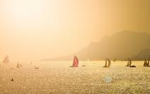 Projeto Grael promove regata ecológica e plogging para recolhimento de resíduos sólidos da Baia de Guanabara e praias de Niterói