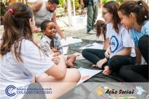 Colégio Cruzeiro promove Viagem de Estudos com ações de voluntariado na Alemanha