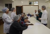 Nutrição da FMP/Fase promove atualização para trabalhadoras domésticas