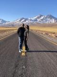 Casal de brasileiros se destaca em ecoturismo no Atacama