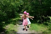Contato com natureza traz benefícios às crianças