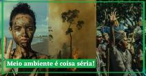 Manifesto de organização da sociedade civil - Todos juntos em defesa do meio ambiente