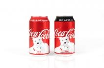Coca-Cola traz realidade aumentada para suas embalagens de Natal com a família urso
