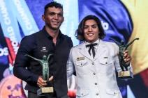 Ana Marcela Cunha e Isaquias Queiroz são os Melhores Atletas de 2018