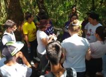 Escola de Conservação da Natureza formou segunda turma de jovens conservacionistas em Guaraqueçaba (PR)