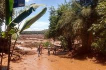 Governo de MG determina suspensão das atividades da Vale em Brumadinho