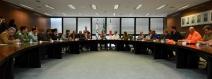 Vice-governador Paulo Brant recebe delegação de Israel e discute atuação conjunta nas buscas em Brumadinho