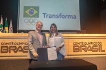 COB e Secretaria Municipal de Educação-RJ assinam acordo de cooperação para lançamento da Escola Municipal Olímpica Carioca