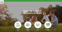 Nova identidade visual do website 'Plano de Saúde – O Que Saber' melhora a navegação do usuário