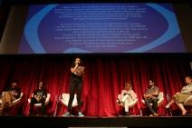 A voz forte de grupo de jovens de comunidades do Rio de Janeiro