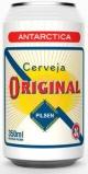 Original, a cerveja com alma de boteco, ganha versão em lata