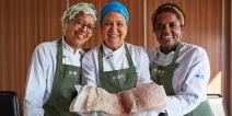 Chefs do Rio testam e aprovam pirarucu de manejo