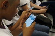 Adolescentes de escolas públicas ajudam Instituto Akatu a criar game que incentiva dieta mais saudável