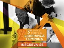 Voto popular terá maior importância na edição 2019 do Prêmio CEBDS de Liderança Feminina