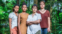 """É hoje: Nova série da Globoplay, """"ARUANAS"""" fala sobre ativismo ambiental e preservação da biodiversidade com elenco estrelado"""