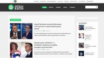 Além do fato estreia cobertura no Portal UAI