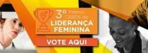 Trinta e duas iniciativas inscritas na categoria voto popular do Prêmio Liderança Feminina 2019 do CEBDS podem ser votadas